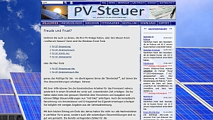PV-Steuer
