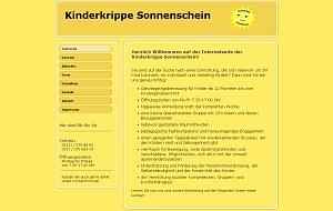 Kinderkrippe Sonnenschein Mainz
