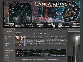 Lamda Rising.de